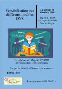 Sam 06 10 2018_Le François_FR Morne Acajou_Flyer